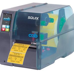 cab SQUIX 4 модель базовая, прижим к левому краю