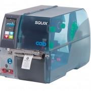 cab SQUIX модель для печати на текстильных летнах, центральное расположение материала