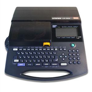 Кабельный принтер монтажника MAX Letatwin LM 390A PC