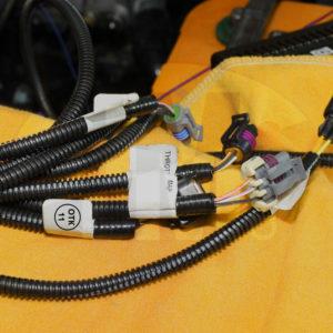Маркировка жгутов проводов и кабельных сборок