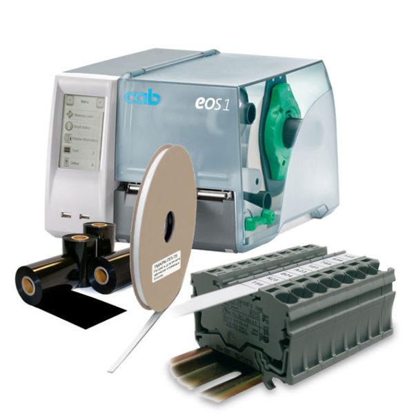 Маркеры клеммных блоков для термотрансферных принтеров