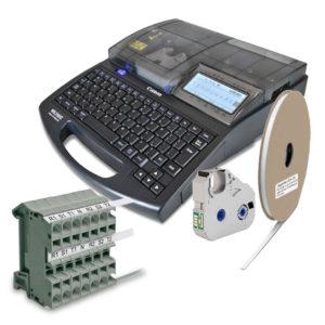 Маркеры клеммных блоков для кабельных принтеров