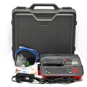 Кабельный принтер монтажника MAX Letatwin LM 550A PC - комплект поставки