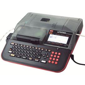 Кабельный принтер монтажника MAX Letatwin LM 550A PC печать на термоусадочной трубке
