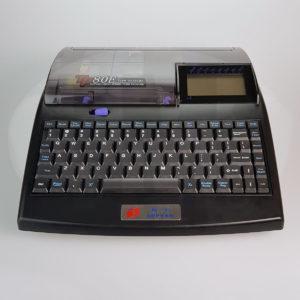 Кабельный принтер Supvan TP-80e спереди