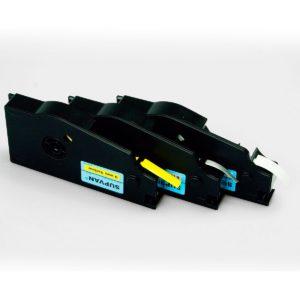 Самоклеющиеся ленты в кассетах для кабельного принтера Supvan TP-80e