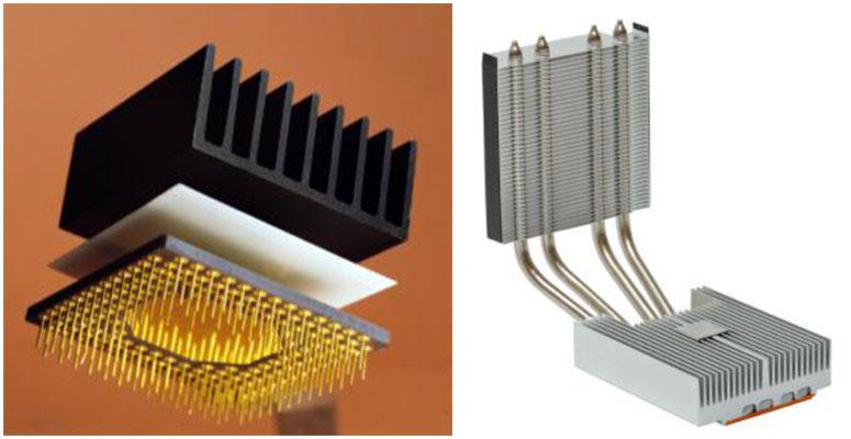 Применение теплопроводящих подложек 3М 8810, 3М 5590