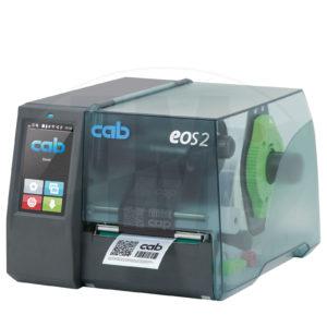 Термотрансферный принтер cab EOS2