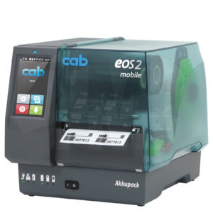 Принтер cab EOS2 для этикеток, бирок, трубки