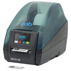 Принтер cab Mach4S версия с резаком