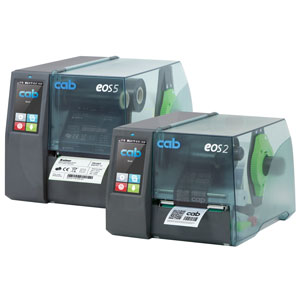 Принтеры cab EOS2, cab EOS5 миниатюра
