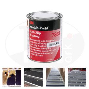 Универсальное напольное покрытие противоскольжения 3M Scotch-Weld 7888