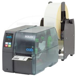 Размотчик EU и принтер SQUIX