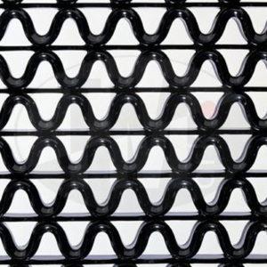 Структура эластичного противоусталостного напольного покрытия 3M Safety-Walk 5100