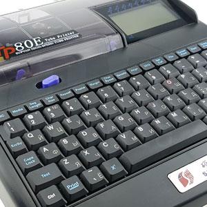 Кабельный принтер Supvan TP80e с русской клавиатурой