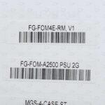 Этикетки 38*10 мм со штрих-кодом из полиэстера