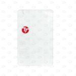 Этикетки 50*32 мм преднапечатанные с логотипом