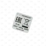 Этикетки 15*15 мм для утилизации электронных приборов