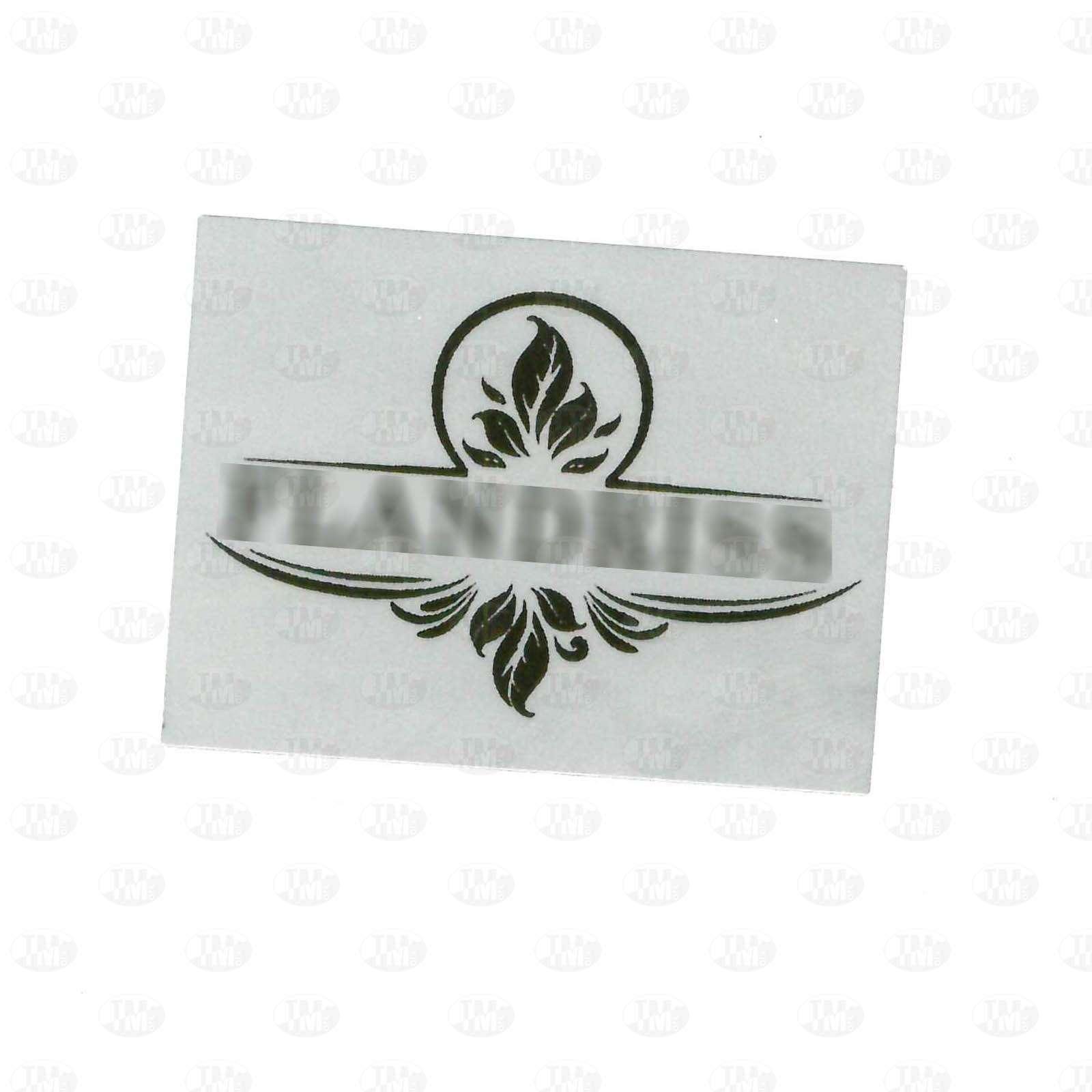 Этикетки 40*30 мм с логотипом