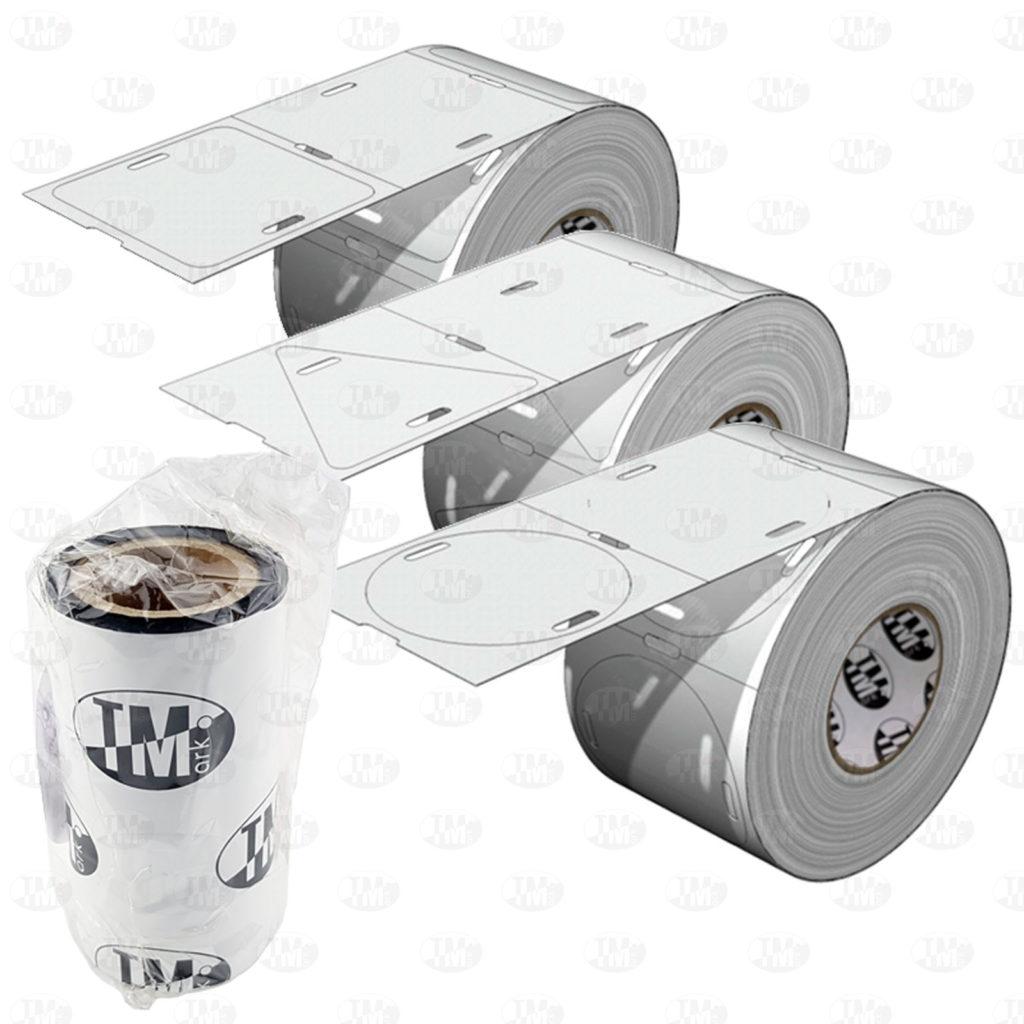 ТМАРК 2в1 CТВ – Комплект кабельных бирок Стандарт Вайдмюллер