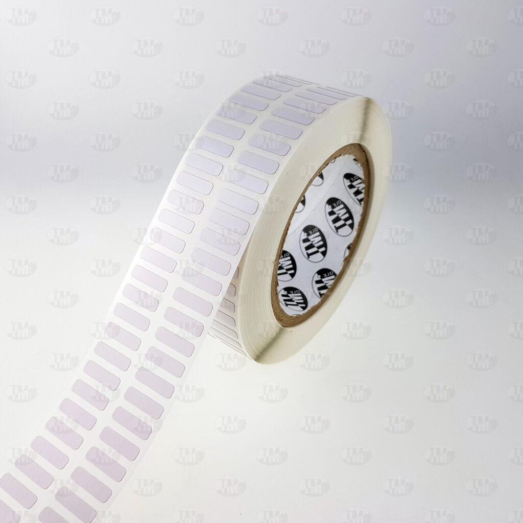 Антистатические этикетки из белого матового полиимида 5487