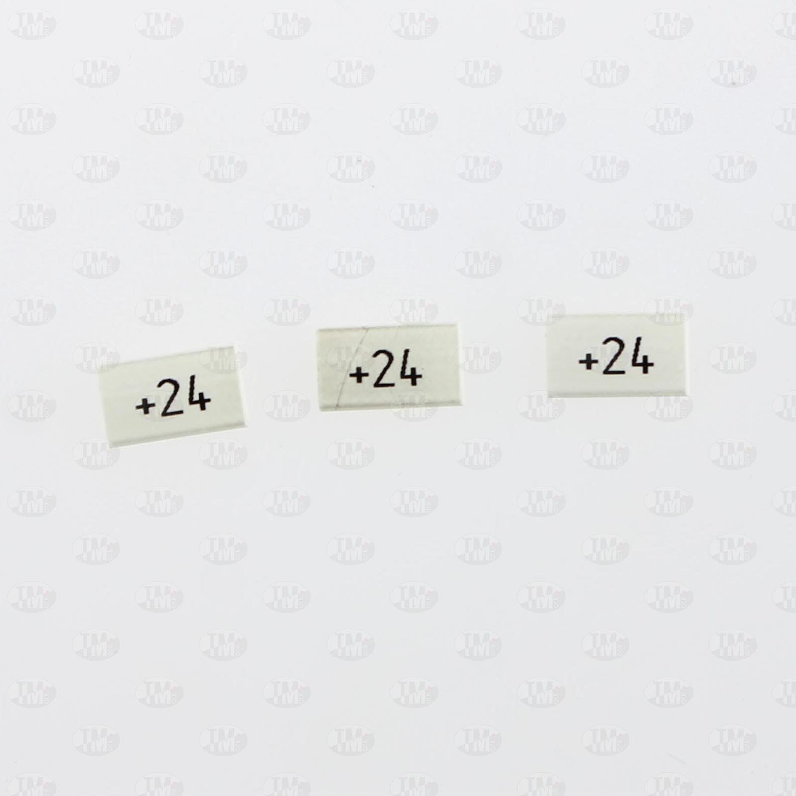 Термоусадочный маркер FTTM 3,2*1,6 мм L10 мм