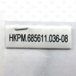 Термоусадочный маркер FTTM 9.5*4.8 мм