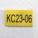 Термоусажваемый маркер MTSR 12,7*4,0 мм L 35 мм