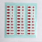 Этикетки для технологической маркировки