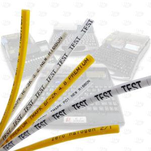Кембрики ПВХ, термоусадочные, профили для кабельных принтеров