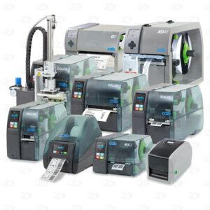 Термотрансферные принтеры cab